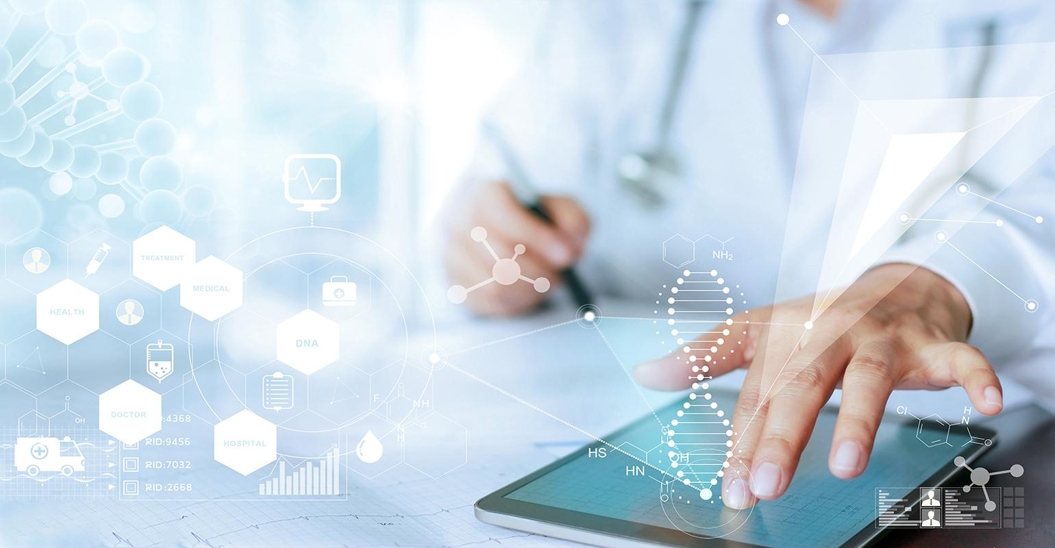 Connected Health the pulse of change is digital transformation ...