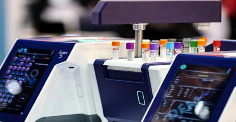 Medical Lab machine for testing